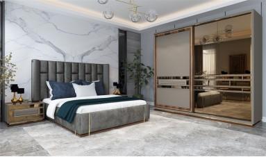 Elit Yatak Odası Ceviz