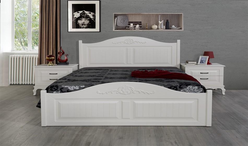 Betül Ekru Yatak Odası