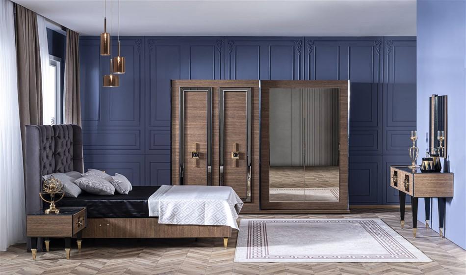 Paris Yatak Odası