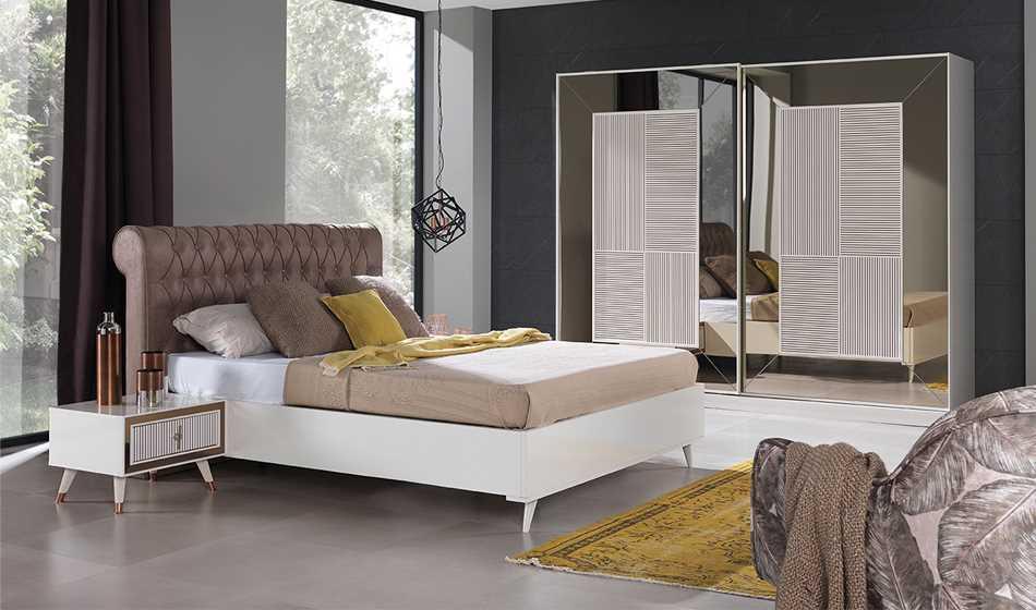 Toprak Yatak Odası