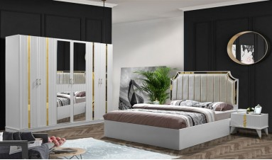 Bahar Yatak Odası