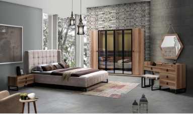 Berrak Yatak Odası-1
