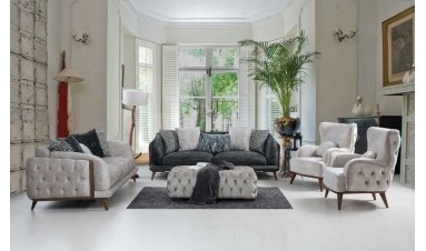 Pisa Sofa 3+3+1