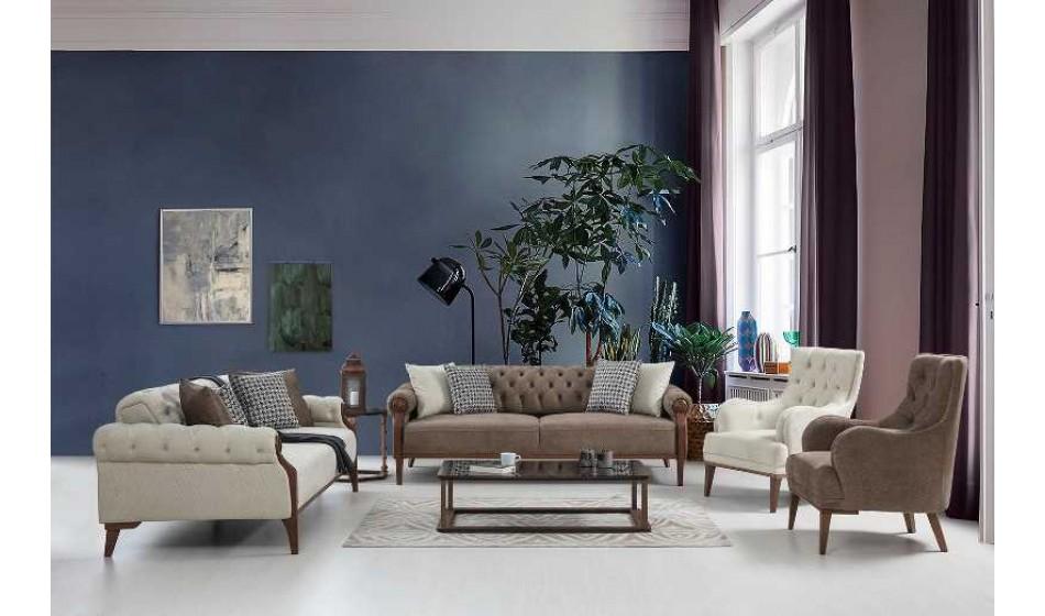 Royal Sofa 3+3+1