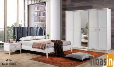 Melis Yatak Odası White