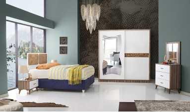 Fesleğen Yatak Odası Takımı