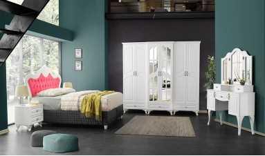 Tutku Yatak Odası Takımı