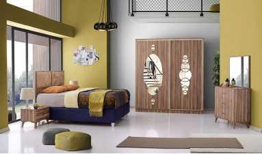 Bahar Yatak Odası Takımı