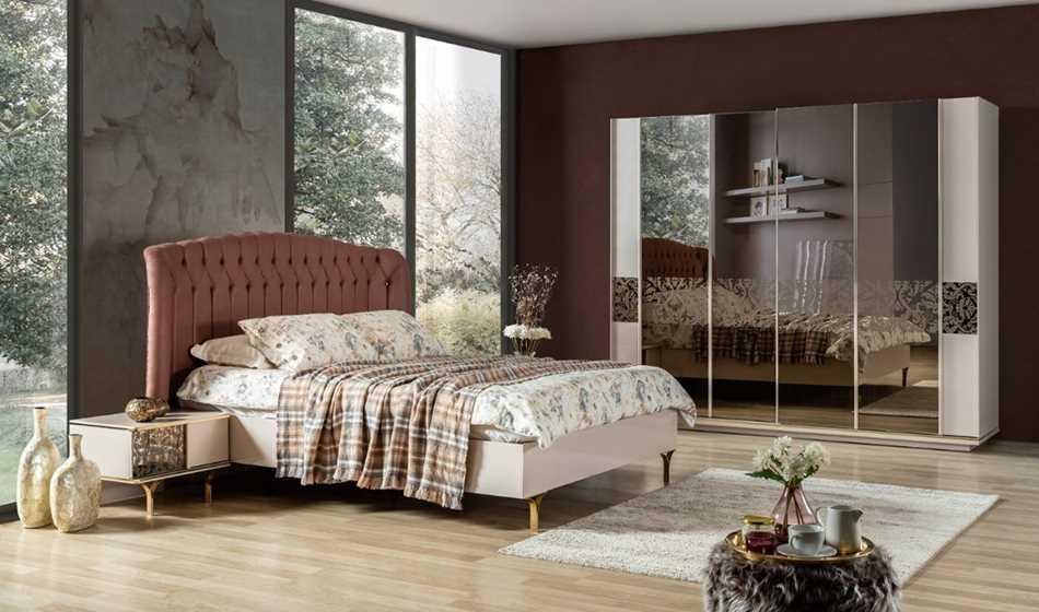 Flamingo Yatak Odası