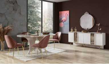 Flamingo Yemek Odası