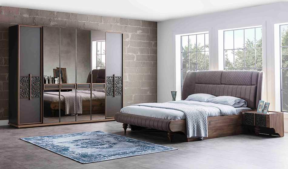 Cassano Yatak Odası Takımı