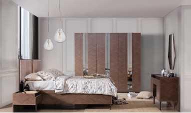 Wood Yatak Odası