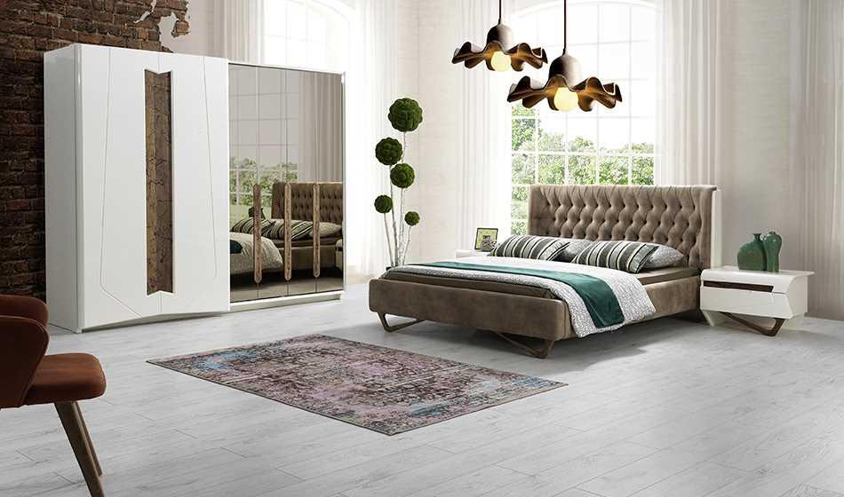 Aspendos Yatak Odası Takımı