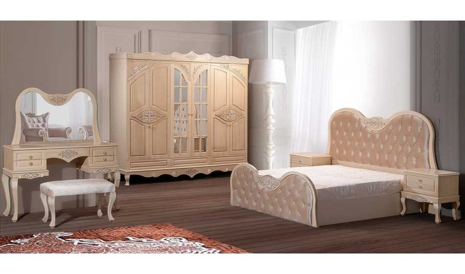 Nilüfer Yatak Odası