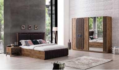Akustik Yatak Odası Takımı