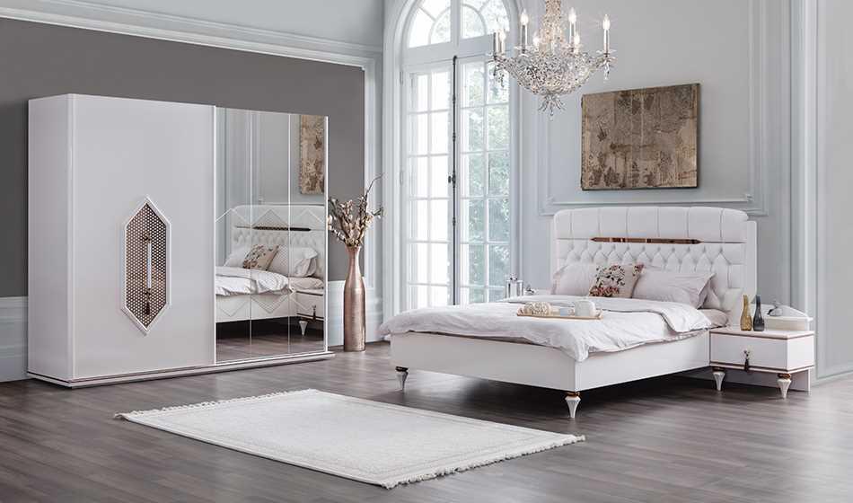 Hanedan Lüx Yatak Odası