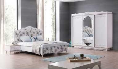 Natelee Sürgülü Yatak Odası Takımı