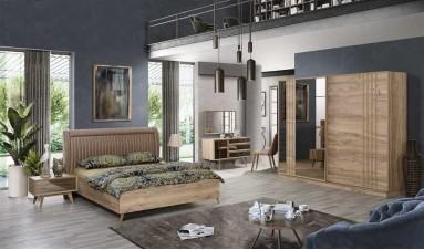 Triyo Yatak Odası