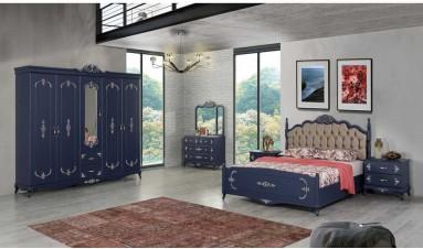 Mest Yatak Odası Lacivert