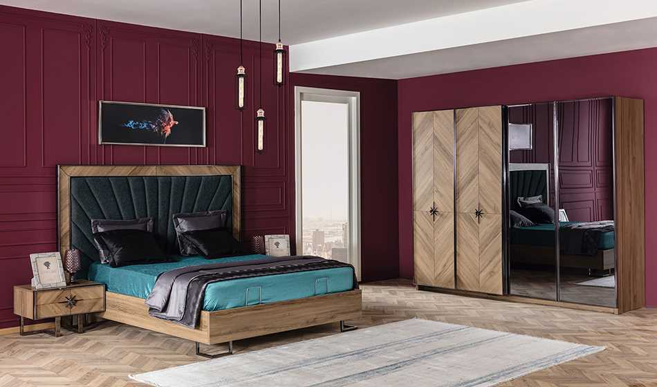Voga Yatak Odası Takımı
