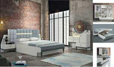 Milano Yatak Odası Takımı