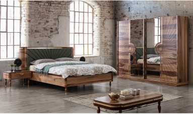 Carol Yatak Odası Takımı