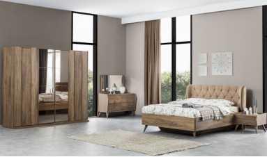 Lüx Lotus Yatak Odası Takımı