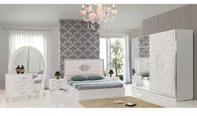 Kristal Yatak Odası