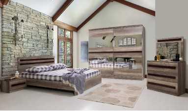 Lotus Yatak Odası