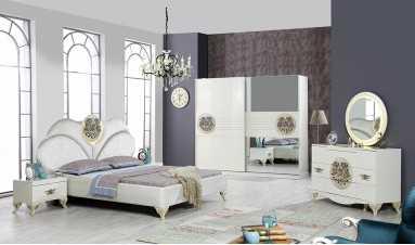 Lamia Yatak Odası Takımı
