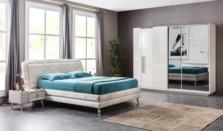 Azra Yatak Odası
