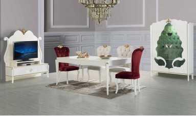 Roma Avangarde Yemek Odası
