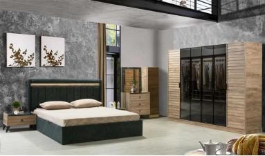 Safir Yatak Odası