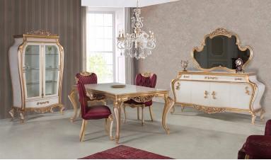 İnci-Klasik Yemek Odası