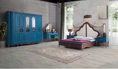 Nirvana Vintage Yatak Odası Takımı