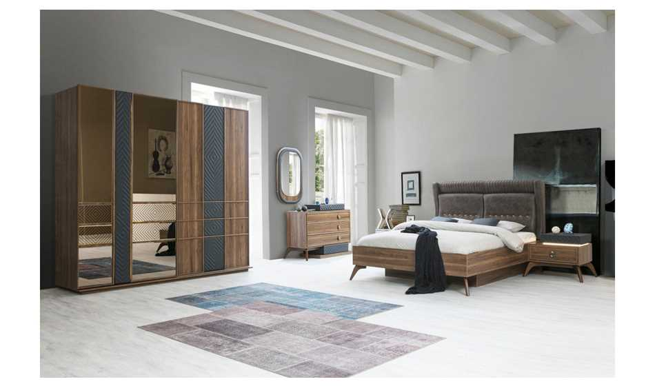 Maya Yatak Odası Takımı