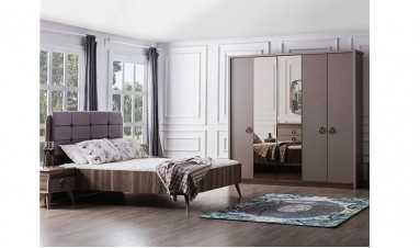 Retro Yatak Odası Takımı