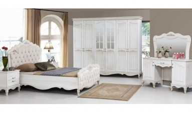 Asya Yatak Odası