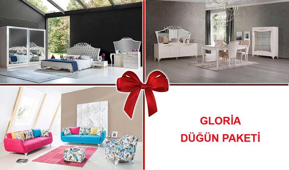 Gloria Düğün Paketi