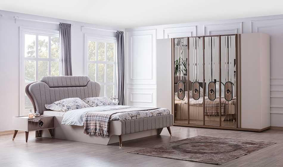 Laura Yatak Odası Takımı